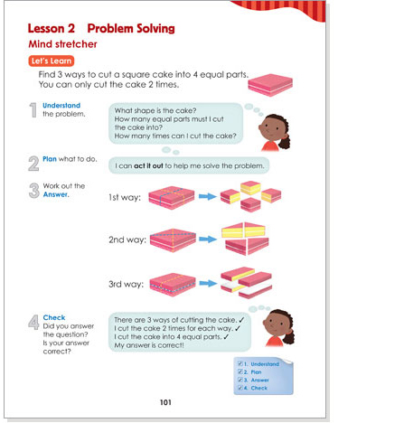 problem solving examples in math
