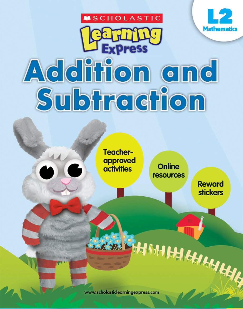 Scholastic Learning Express Addition and Subtraction 2