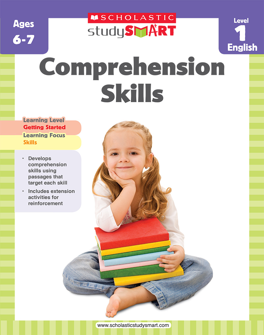 Scholastic Study Smart Comprehension Skills L1