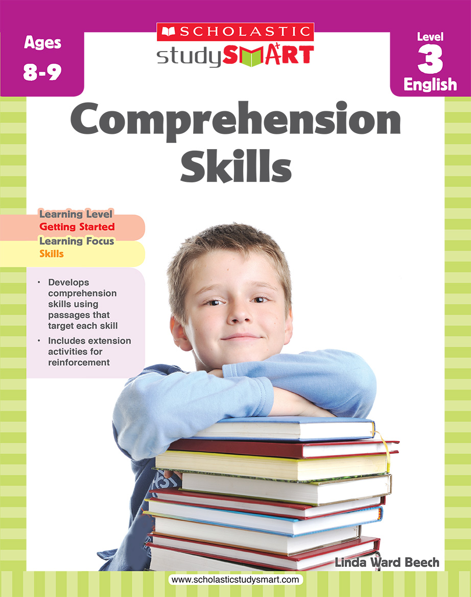 Scholastic Study Smart Comprehension Skills L3