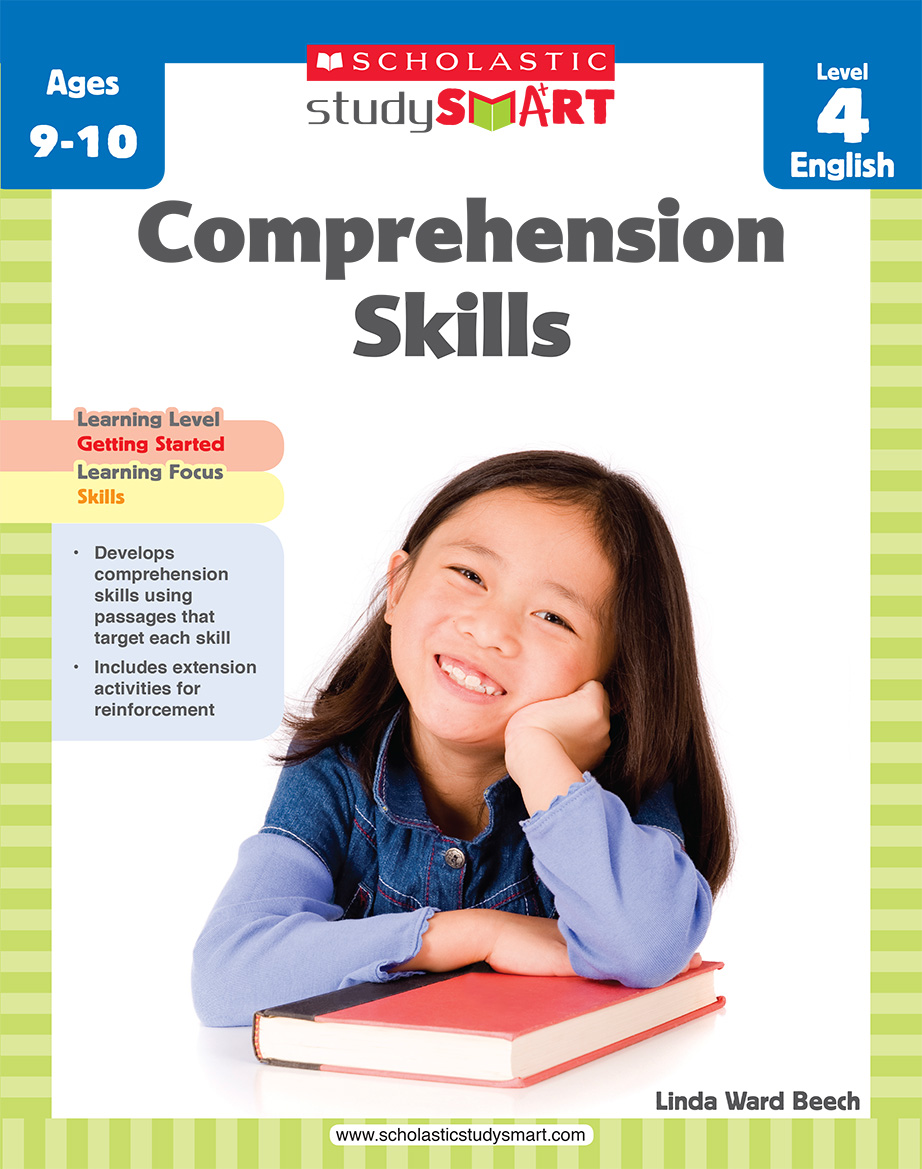 Scholastic Study Smart Comprehension Skills L4