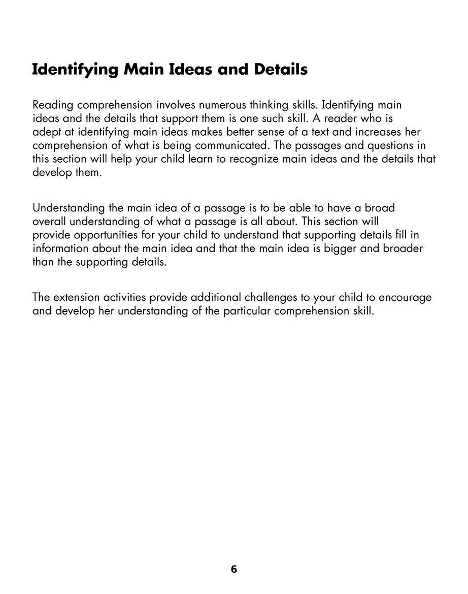 Scholastic Study Smart Comprehension Skills L4