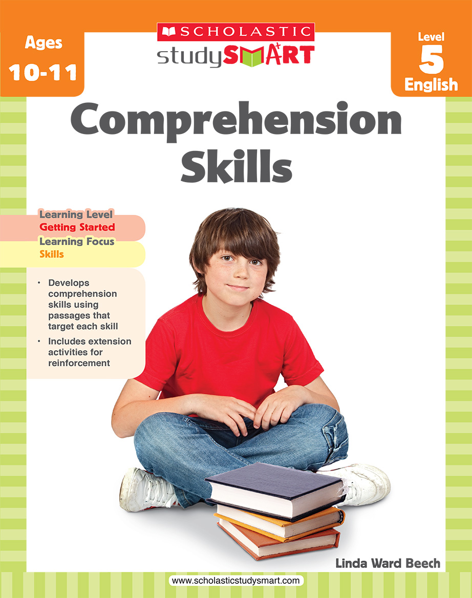 Scholastic Study Smart Comprehension Skills L5