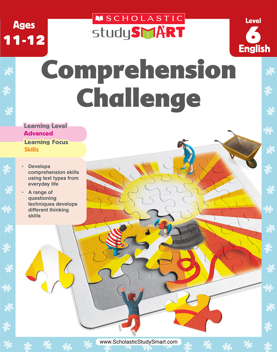 Scholastic Study Smart Comprehension Challenge 6