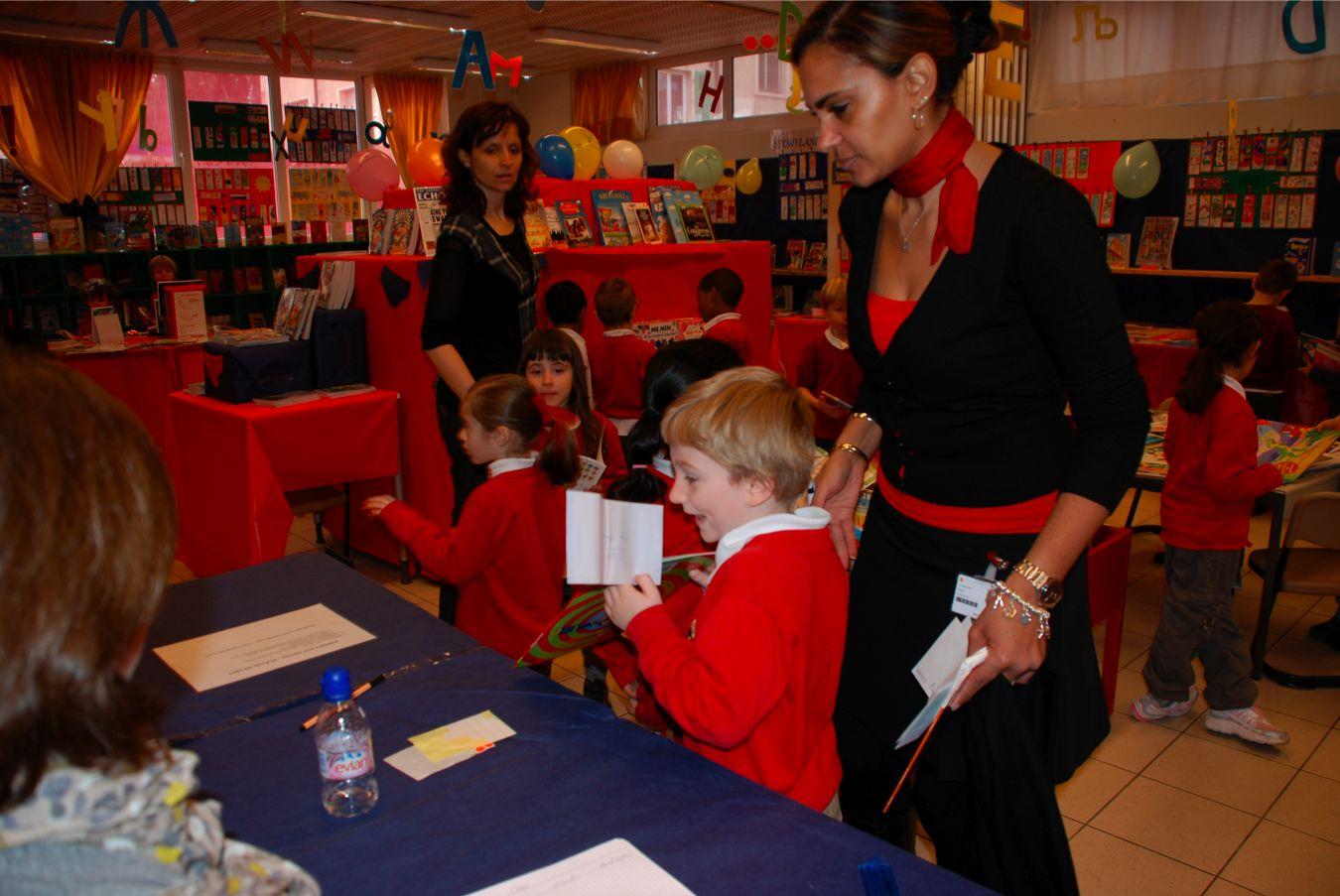 Book Fairs Experience