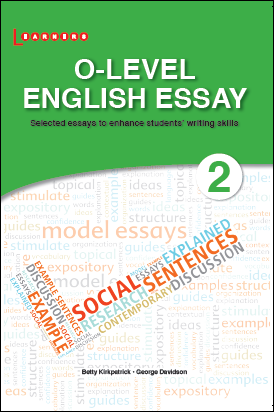 O-Level English Essays?