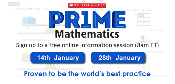 Prime Maths - Our world-class mathematics program