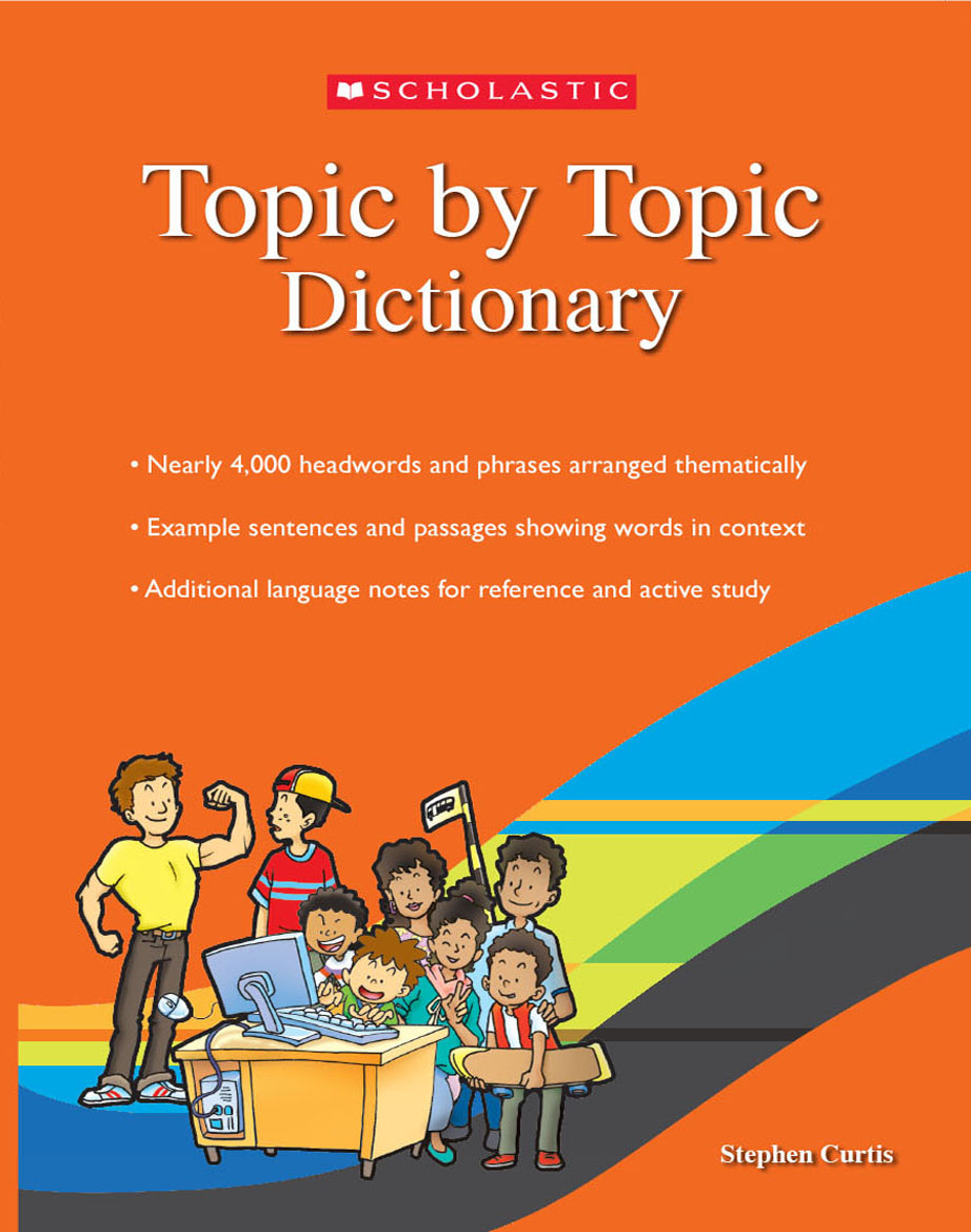 Thematic dictionaries: a selection of sites