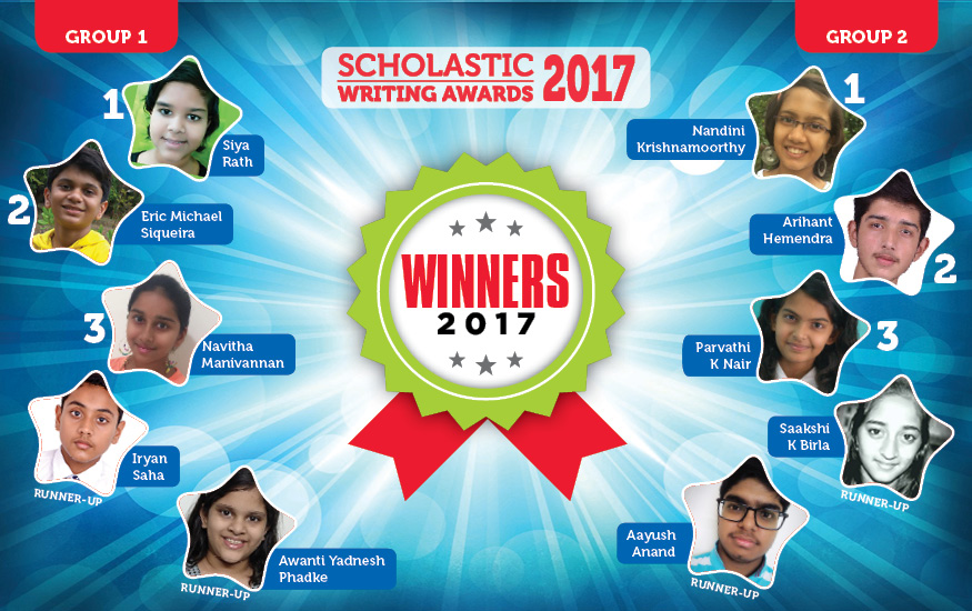 Scholastic Writing Awards Results 2017