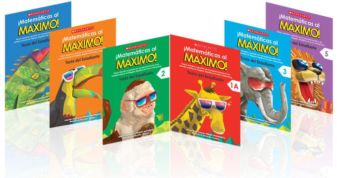 Matemáticas al Máximo! | Scholastic International