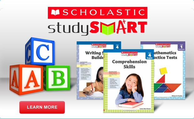 Study Smart with Scholastic!