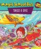 Magic School Bus: Takes A Dive - A Book About Coral Reefs