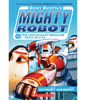 Ricky Ricotta's Mighty Robot vs The Unpleasant Penguins From Pluto Cover Art