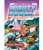 Ricky Ricotta's Mighty Robot vs. the Naughty Nightcrawlers From Neptune Cover