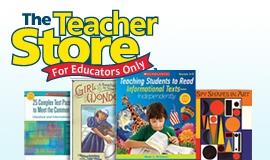 Teacher Store banner