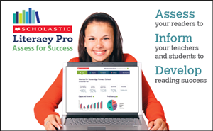 Literacy Pro Promotional Banner