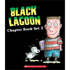 Black Lagoon Chapter Book Set 2 Cover