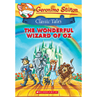 Geronimo Stilton: Classic Tales #4: The Wonderful Wizard of Oz Cover