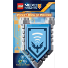 Lego NEXO Knights: Pocket Book of Powers Cover