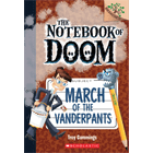 Branches: March of the Vanderpants:  (The Notebook of Doom #12) Cover