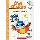 Branches: Baxter is Missing (Owl Diaries #6) Cover