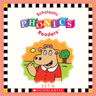 Scholastic Phonics Readers: Scholastic Phonics Readers A (with 2 audio CD) Cover