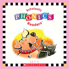 Scholastic Phonics Readers: Scholastic  Phonics Readers C  (with 2 audio CD) Cover