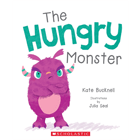 Little Monster: The Hungry Monster Cover