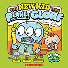 The New Kid from Planet Glorf Cover