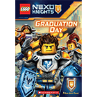 LEGO NEXO Knights: Graduation Day Cover