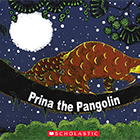 Prina the Pangolin Cover