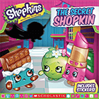 Shopkins: The Secret Shopkins Cover