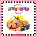 Scholastic Phonics Readers: Scholastic  Phonics Readers C  (with 2 audio CD) Cover