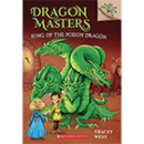 Dragon Masters #5: Song of the Poison Dragon Cover