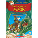 Geronimo Stilton and the Kingdom of Fantasy #8: Hour of Magic Cover Art