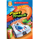 Hot Wheels: Fast Track! Cover Art