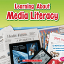 Learning About Media Literacy Cover Art