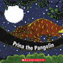 Prina the Pangolin Cover