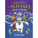 The Yeti Files #3: Attack of the Kraken Cover