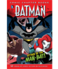 Batman Comic Chapter Books: Attack of the Man-Bat! Cover