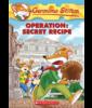 Geronimo Stilton : #66 Operation: Secret Recipe Cover