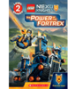LEGO NEXO Knights: The Power of the Fortrex Cover