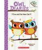 Owl Diaries #4: Eva and the New Owl Cover