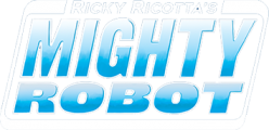Rick Ricotta's Might Robot_ logo