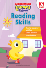 Scholastic Learning Express Reading Skills K1