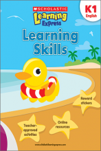 Scholastic Learning Express Learning Skills K1
