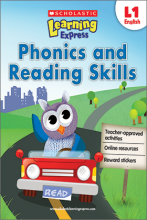 Scholastic Learning Express Phonics and Reading Skills 1