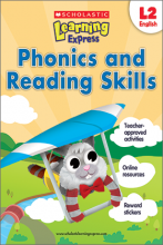 Scholastic Learning Express Phonics and Reading Skills 2