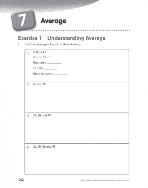 Practice Book 5-1