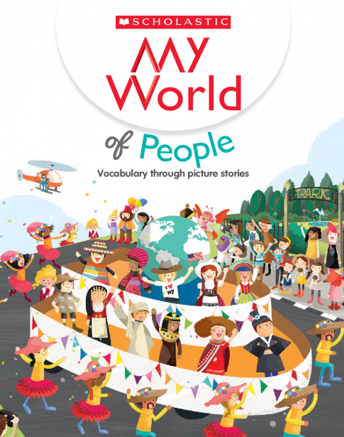 My World of People - Sample page 1